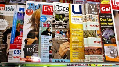 Photo of Custom Magazines Design