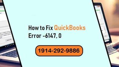 Photo of Quick tips to Resolve QuickBooks Error 6147 0