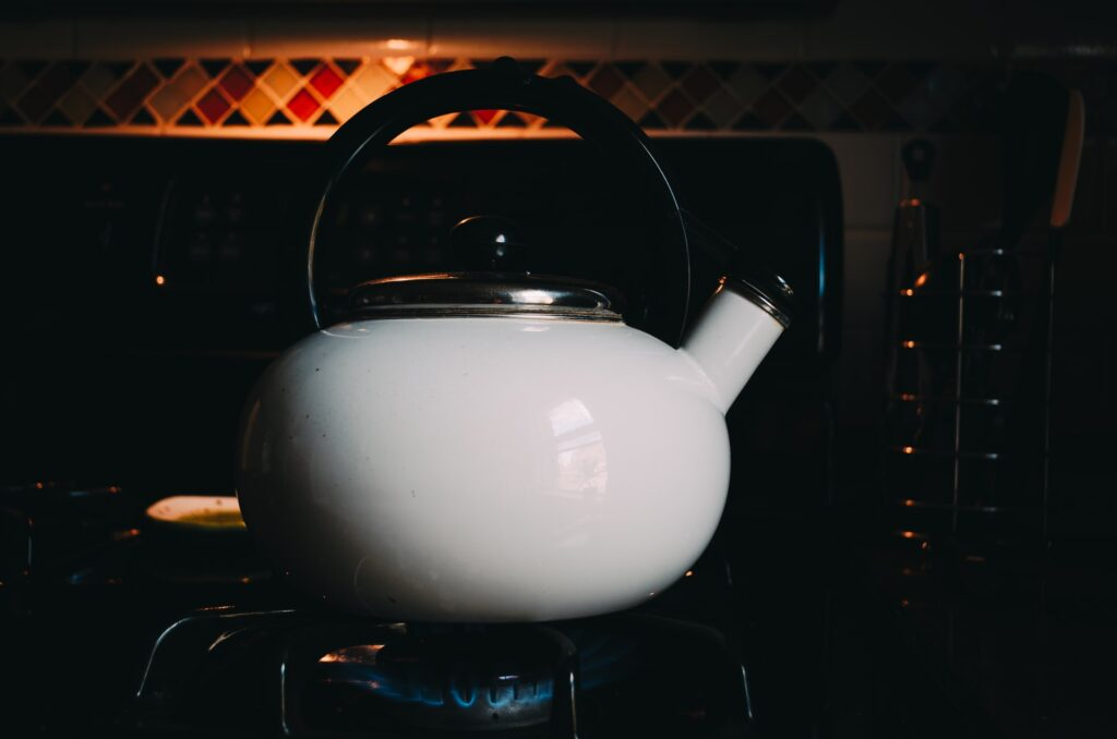 Perfect Way To Use a Tea Kettle For Gas Stove?