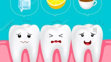 Photo of useful tips of tooth hypersensitivity