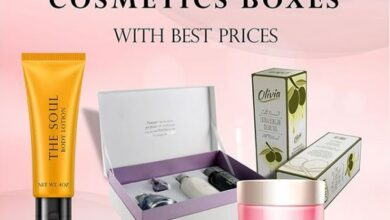 Photo of The Rising Demand of Custom Cosmetic Boxes in Competitive Industry