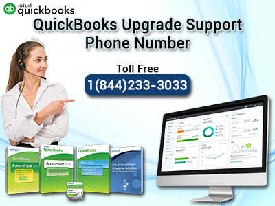 QuickBooks Upgrade Support Phone Number