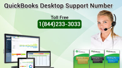 Photo of QuickBooks Desktop Support☎ +1(844)233-3033  Number
