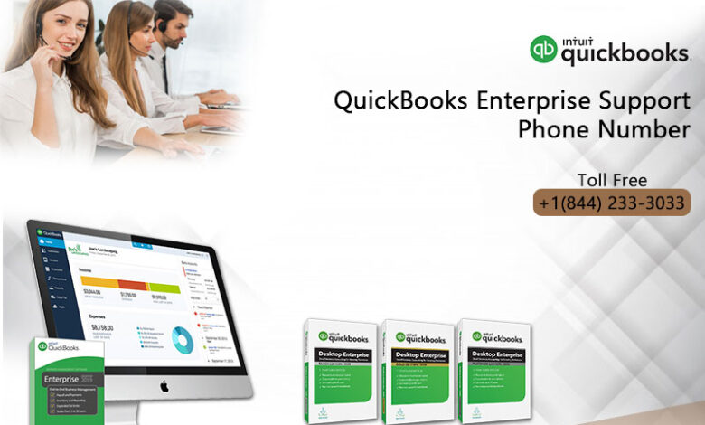 Quickbooks Enterprise Support Contact Number