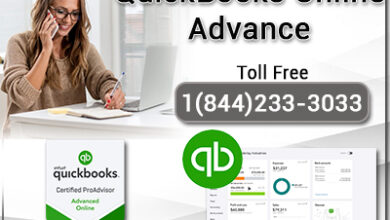 Photo of +1(844)233-3O33 QuickBooks Advance Online Support