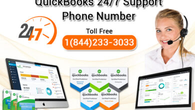 Photo of +1(844)233-3033 QuickBooks 24/7 Support Phone Number