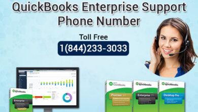 Photo of +1(844)233-3O33 QuickBooks Enterprise Phone Number