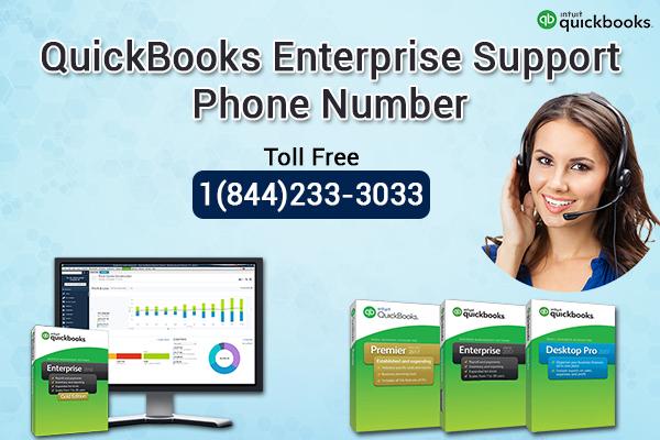 Quickbooks Enterprise Phone Number