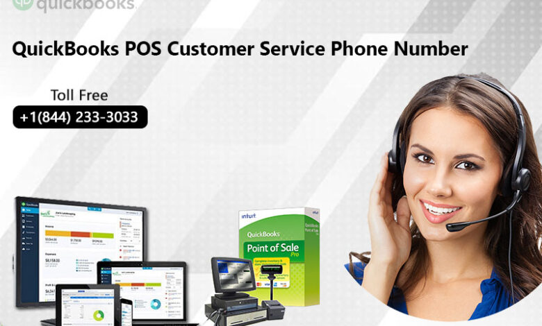 Quickbooks POS Customer Service Phone Number,