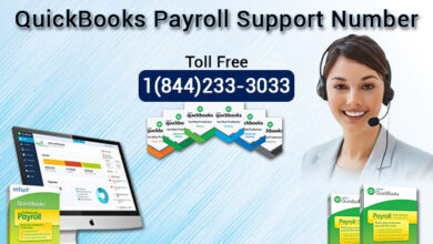 Photo of How do I Contact ☎ +1(844)233-3033 QuickBooks Payroll Support
