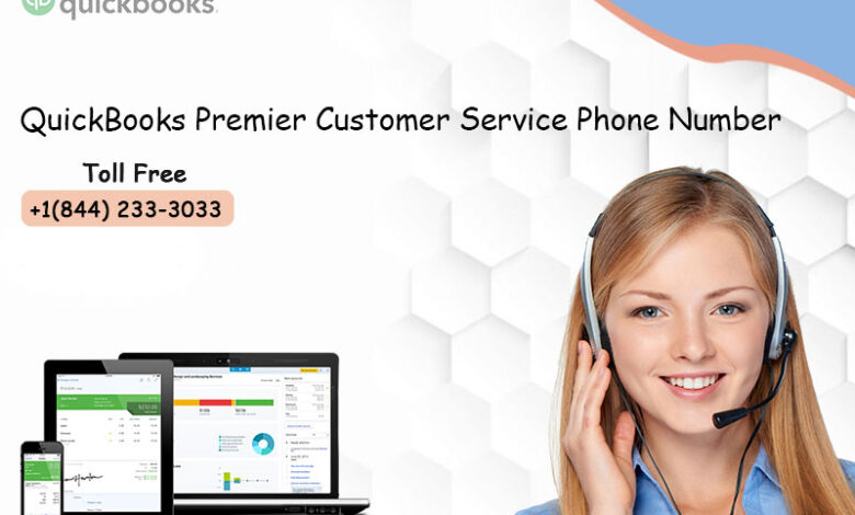 Quickbooks Premier Customer Service Phone Number,