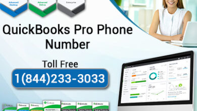 Photo of QuickBooks Pro Support ☎ +1(844)233-3033 Phone Number