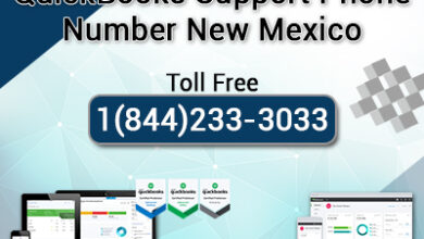Photo of QuickBooks Support Phone +1(844)233-3033 Number New Mexico