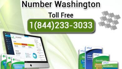 Photo of QuickBooks Support Phone Number Washington+1(844)233-3O33