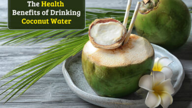 Photo of The Health Benefits of Drinking Coconut Water