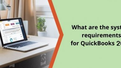 Photo of QuickBooks 2021 Minimum System Requirements