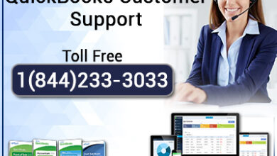 Photo of +1(844)233-3033 QuickBooks Customer Support