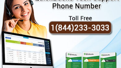 Photo of ☎ +1(844)233-3033 QuickBooks Tech Support Number