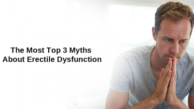 Photo of The Most Top 3 Myths About Erectile Dysfunction