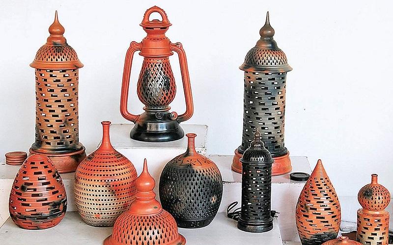Clay and Terracotta Work Gujarat
