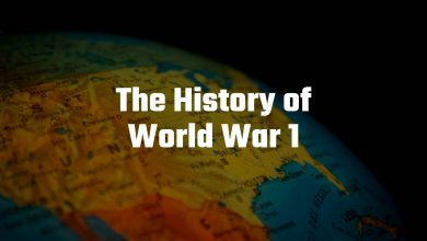 Photo of The History of World War 1