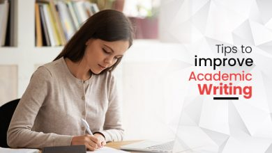 Photo of Tips to improve Academic Writing