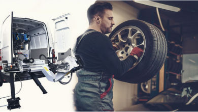 Photo of Mobile Tyre Fitting: Convenience, and Safety