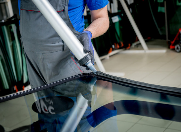 mobile auto glass repair, Tulsa