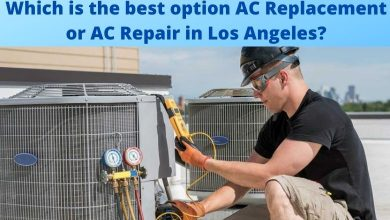 Photo of Which is the best option AC Replacement or AC Repair in Los Angeles?