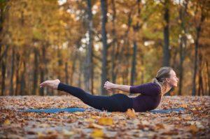 Salabhasana Yoga Poses