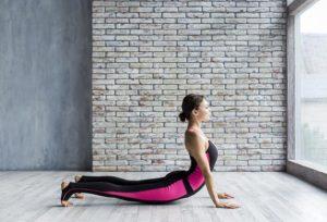 Bhujangasana Yoga Poses