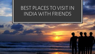 Photo of 10 Best places to visit in India with Friends!!!