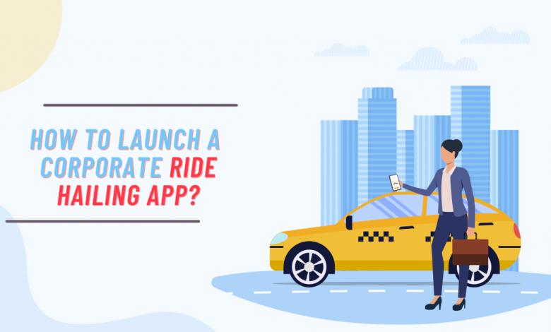 Corporate Taxi app