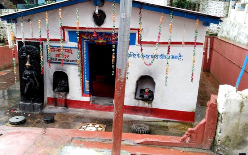 Gaurikund Temple, Kedarnath