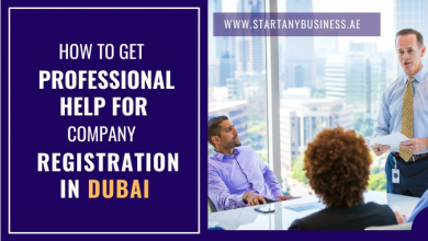 Photo of How to Get Professional Help for company registration in Dubai