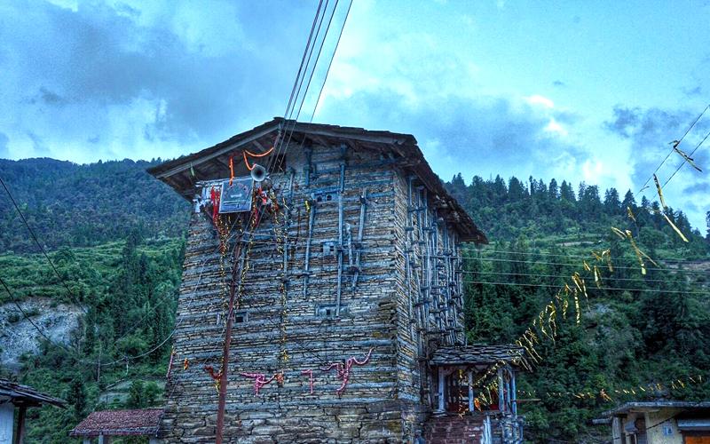 Kharsali, Yamunotri