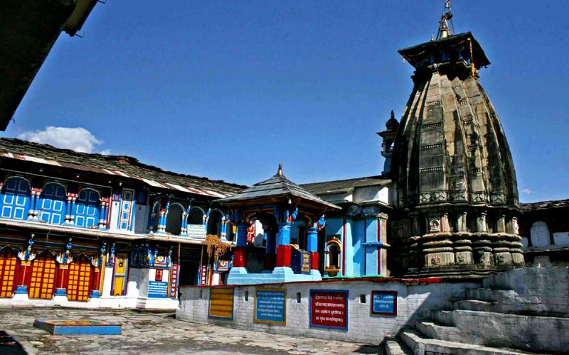 Omkareshwar Temple, Ukhimath