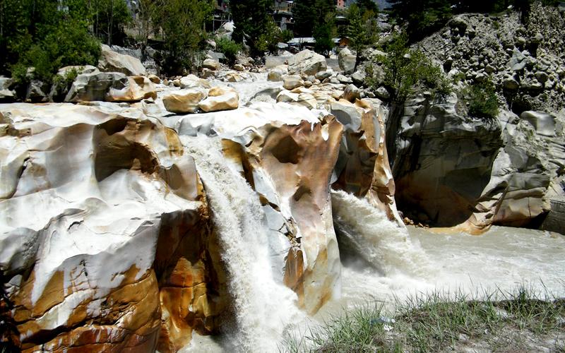 Surya Kund Waterfall, Gangotri