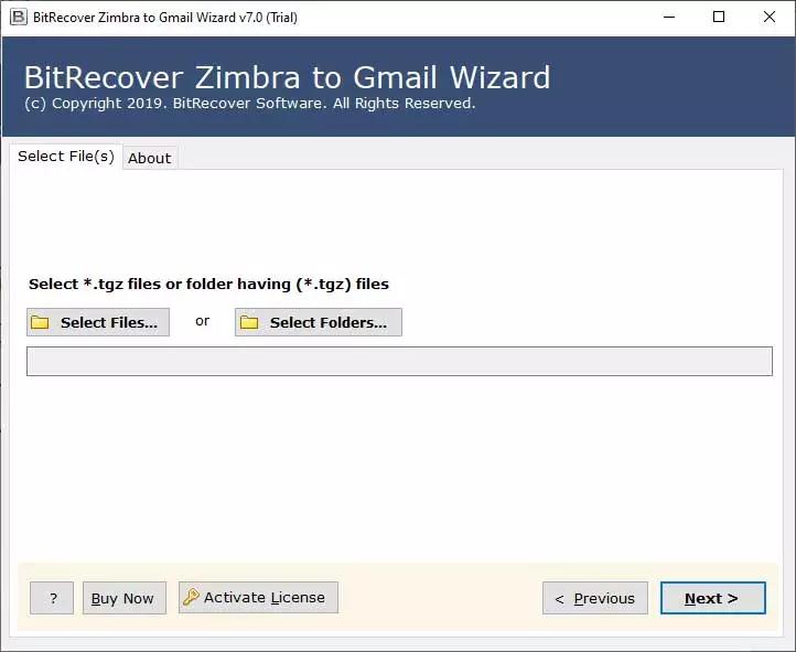 add-zimbra-tgz-file