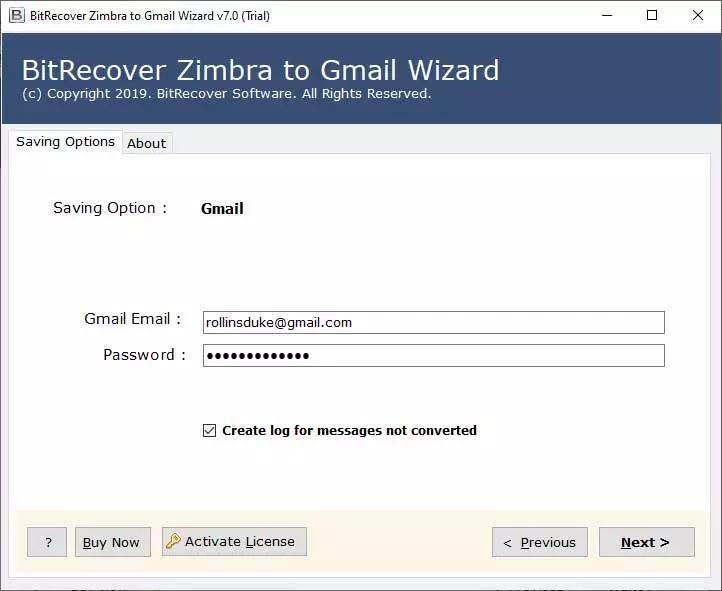 google-mail-credentials