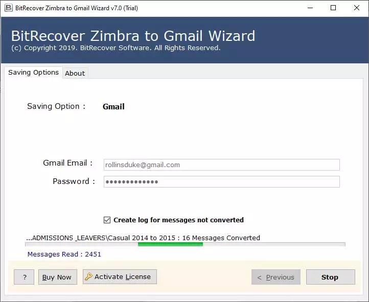 import-zimbra-tgz-to-gmail