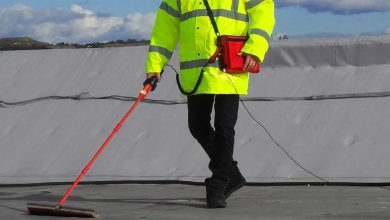 Photo of Flat Roof Leak Detection Facility for Landowners and Tenants