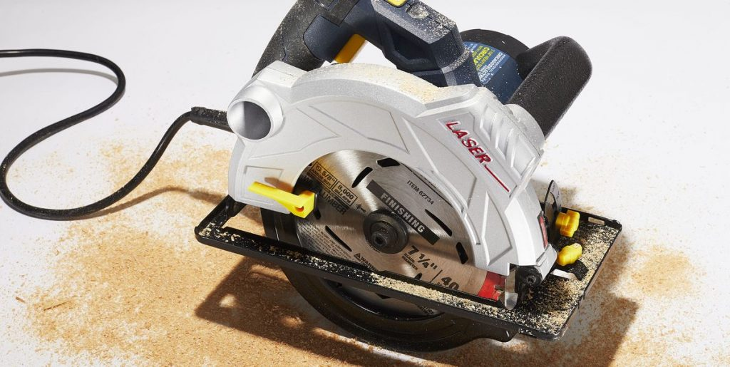 2 By 4 for Cutting With a Circular Saw