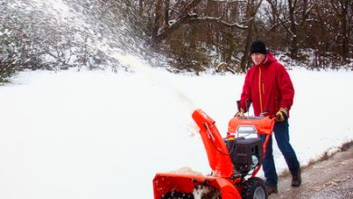 Photo of Best Lightweight Snowblowers Review 2021