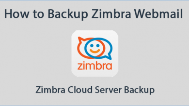 Photo of How to Backup Zimbra Server Mailboxes to Computer or Another Server?