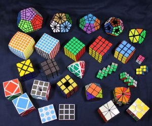 Different Rubik Speed Cube - Cubelelo