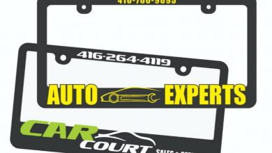 Photo of The Benefits of Raised License Plate Frame For Your Car