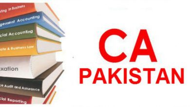 Photo of CA Pakistan – Scope of Chartered Accountant