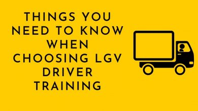 Photo of Things you need to know when choosing LGV Driver Training!