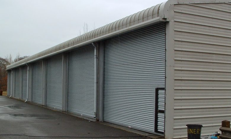 New Shopfront Shutter